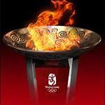 La fiaccola olimpica